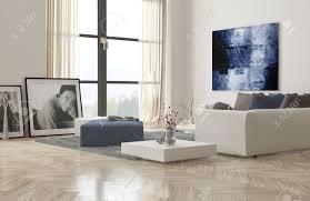 Salotto Con Pavimento Scuro: Una casa di 40 mq: monolocale con ...
