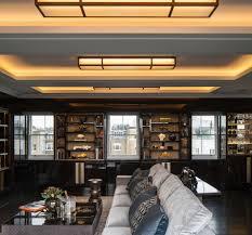 coffer lighting. Handcrafted Art Deco Ceiling Lights Coffer Detail Luxury Residence London Nulty Bespoke Lighting