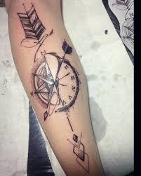 Significato Della Rosa Dei Venti Tattoo Scopriamolo Insieme