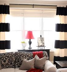The Most Best 25 Black Curtains Ideas Only On Pinterest Black Curtains With  Regard To Curtains For Black And White Living Room Decor