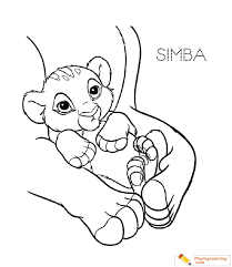 Children love these amazing creatures. Lion Cub Coloring Pages Coloring Home