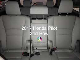 the center seat belt for the 2nd 3rd rows comes from the roof