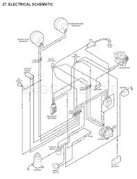Carburetor wiring diagram
