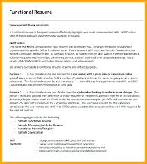 Functional Resume Definition Best Examples Of Functional Resume Mmventuresco
