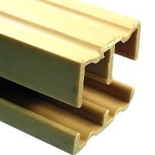 sliding cabinet door track kit cabinet door track plastic track for 1 2 sliding doors hardware sliding cabinet door track
