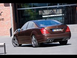 2011 Mercedes-Benz S 63 & S65 AMG - S 65 Rear Angle - 1280x960 ...
