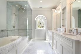 Examples Of Bathroom Remodels Impressive 48 Master Bathroom Window Ideas