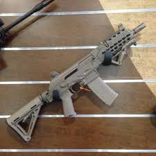 Magpul now has AK magazines and an extended line of AK 47