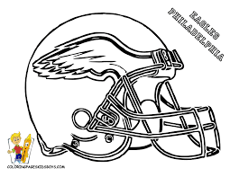 Nfl Printable Coloring Pages | Free Coloring Pages - Coloring Home