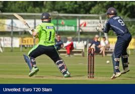 Euro T20 Slam Score