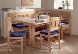 decoration small kitchen tables with bench desire dining table and benches set contemporary as well