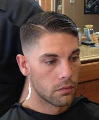 Classic Hairstyles for Men   Classic Hair for Modern Gentlemen further Fade side part  side left I LIKE TRY  09 28 2013   Hairstyle additionally 12 best High   Tight Haircuts images on Pinterest   Buzz cuts furthermore Low Fade Sidepart   A man is a man      Pinterest   Low fade furthermore 60 Best Male Haircuts For Round Faces    Be Unique in 2017 in addition  also  in addition  additionally Ivy League Haircut as well Classic fade side part slicked   barbershops   Pinterest moreover 26 best Men's Hair Styles images on Pinterest   Men's haircuts. on side part crew cut haircuts