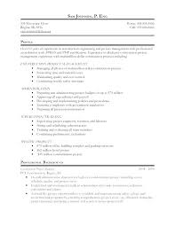 Sample Resume Construction Project Manager Best of Material Program Manager Sample Resume Construction Project Samples