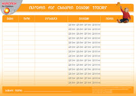 dosage tracker