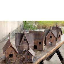 Rustic Birdhouses 1000 Images About Bird Houses On Pinterest Folk Art Red Barns