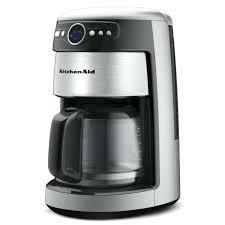 kitchenaid single serve coffee maker personal