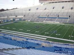 Liberty Football Seating Chart Memphis Football Liberty Bowl Seating Chart Interactive
