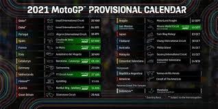Deux GP au Qatar, le Portugal en avril : le calendrier MotoGP 2021 a changé  – GP Inside