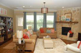 furniture placement in living room. Furniture Layout For Rectangular Living Room With Fireplace Placement In S