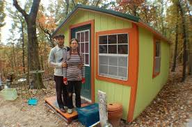 Small Picture Learn how this young couple created their own DIY tiny house for