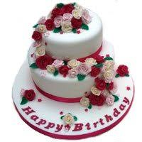 2 And 3 Tier Cakes Online To India Two Tier Cake Delivery In India