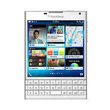 BlackBerry Passport 32GB pure white ...