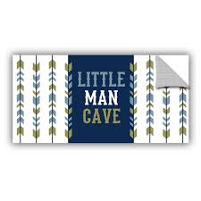 Isabelle & Max Little Man Cave <b>Arrows Removable Wall</b> Decal ...