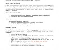 Objective Of Resume For Internship Resume Nursing Objective Resume Full Hd Wallpaper Images Nursing 47
