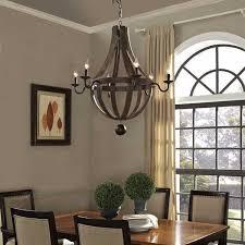 benita 5 light globe chandelier design ideas