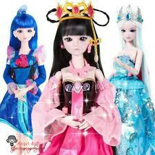 Mô Hình Búp Bê Barbie Loha Of Lomei Cỡ Lớn Dễ Thương