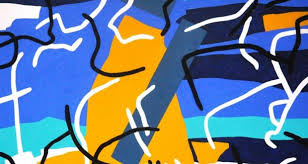 Abstract artwork pictures Prints Detail From Autumnus bénodet 2014 By Samuel Walsh Indian Art Ideas What In The World Is Abstract Art About