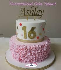 Sweet Sixteen Cakes Irresistible Cakes Toronto