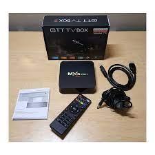 Android TV Box MXQ Pro 4k với chip lõi tứ Amlogic S905