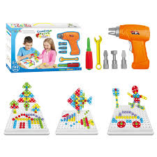 educational design and drill toy building toys set 193 pcs with board game stem learning construction creative playset for 3 4 5 year old boys s