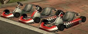 Discussion Does any one think they should add a gokart track and gokarts? |  Se7enSins Gaming Community
