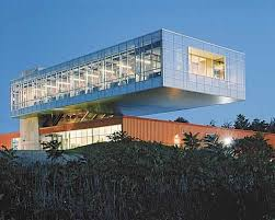 Buildings design with a cantilever ~ Fantastic Creative Mind