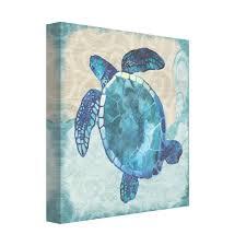 portfolio canvas decor jill meyer blues sea turtle canvas ready pertaining to sea on sea turtle canvas wall art with photo gallery of sea turtle canvas wall art viewing 21 of 42 photos