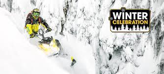 ski doo promotions