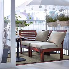 outdoor furniture small balcony. pplar hll loveseat outdoor brown beige balcony decorationbalcony ideasterrace furniture small e