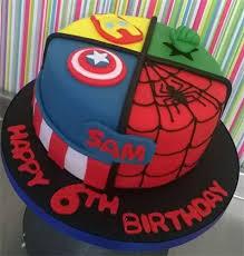 The Harrop Cake Company Boys Birthday Cakes Cake Boy Superhero