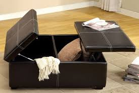 Image Of: Large Storage Ottoman Coffee Table Type