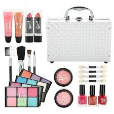 22 in 1 plete full cosmetic set makeup starter kit large capacity box eyeshadow palette free makeup sles from cangchun 61 51 dhgate