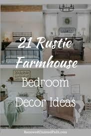 21 rustic farmhouse bedroom decor inspiration ideas bedroom design inspiration67 inspiration