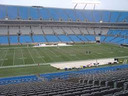 Carolina Panthers Interactive Seating Chart Carolina Panthers Tickets 2019 Games Buy At Ticketcity