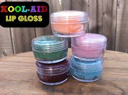 kool aid lip gloss recipe