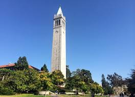 sather tower and the u c berkeley campus