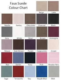 Faux Color Chart 53 True Double Velvet Paint Chart