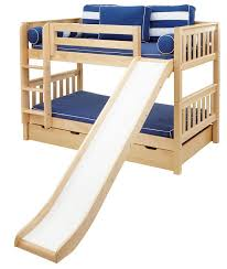 Bunk bed with stairs and slide Big Awesome Twin Bunk Bed With Slide With Sleep Slide Twin Over Twin Bunk Bed Mherger Furniture Awesome Twin Bunk Bed With Slide With Sleep Slide Twin Over Twin