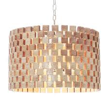 oly studio sugar drum chandelier