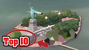 Small Picture Top 10 Places GOOGLE EARTH Is HIDING FROM YOU YouTube